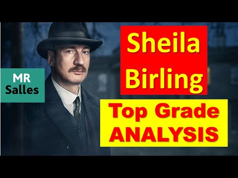 sheila monologue an inspector calls Get an answer for 'what are sheila's, and the rest of the birlings', views on life' and find homework help for other an inspector calls questions at enotes.