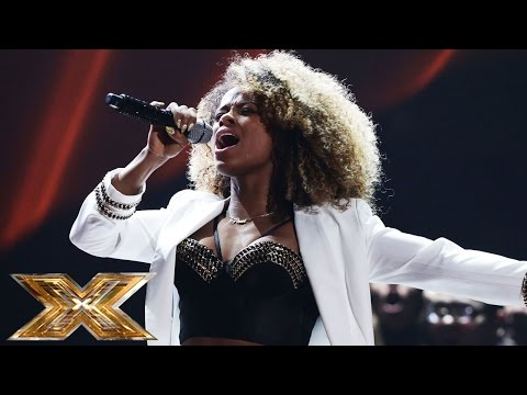 Fleur East sings Something I Need (Winner's Single) | The Final Results | The X Factor UK 2014