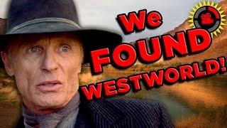 Film Theory: Westworld's Secret Location - REVEALED!