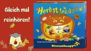 CD Herbstlieder - Sternschnuppe Kinderlieder - REINHÖREN