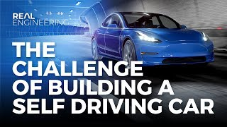 The Challenge of Building a Self-Driving Car