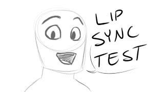 Lip Sync Test [Animation]