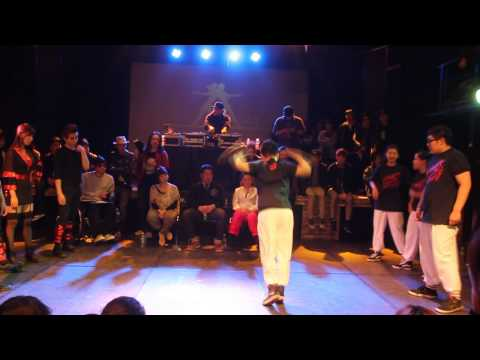 WAACKERS NIGHT VOL.3@CREW BATTLE 8강@ WAACKINS ASSASSIN VS WAACK THIS WAY