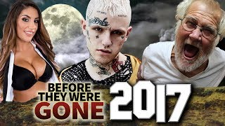 Download Lagu August Ames, Lil Peep, Angry Grandpa, Kim Jonghyun | In Memoriam 2017 Gratis STAFABAND