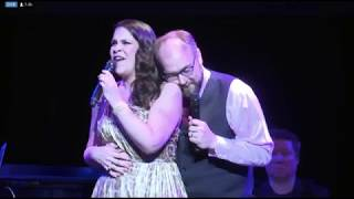 """Lindsay Mendez and Alex Gemignani sing """"When the Children are Asleep"""" from Carousel"""