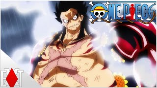 Luffy's Gears Explained! - One Piece Explained