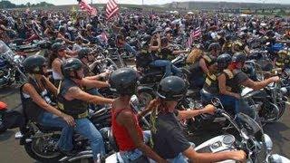 2 Million Patriot Bikers Rally To Washington, DC To Honor 9.11