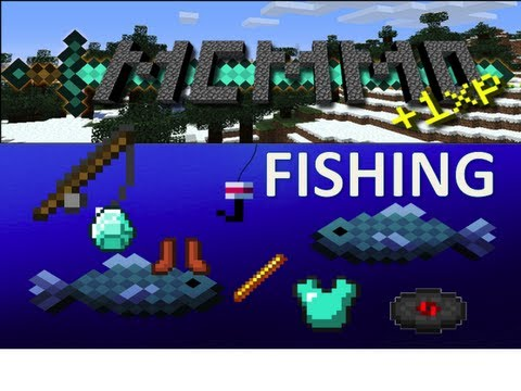 DO NOT ABUSE this MCMMO Fishing Grinder.  Power Level Fishing while watching Netflix :)