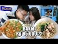 Bakmi Rp 65.000 vs Rp 11.000 !!!