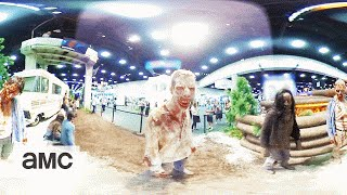 The Walking Dead 360 Experience: Comic Con 2016