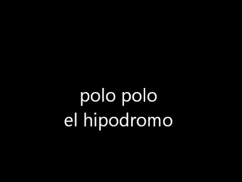 polopolo-el hipodromo