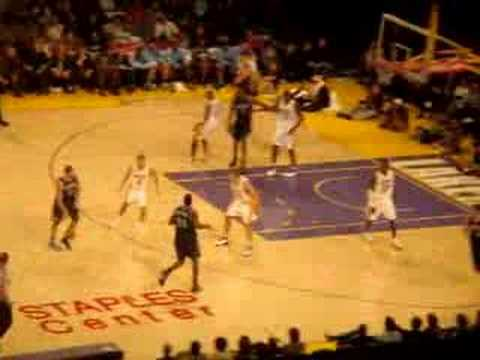 Jordan Farmar Los Angeles Lakers Layup BALLIN NBA