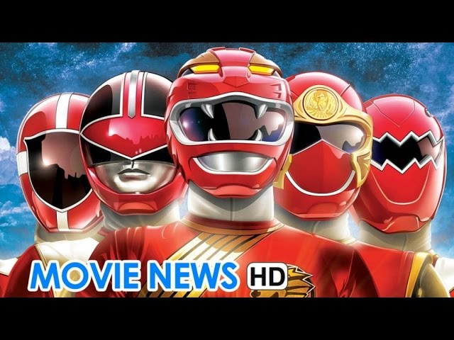 Movie News: Power Rangers - Cercasi attori sconosciuti! (2015) HD