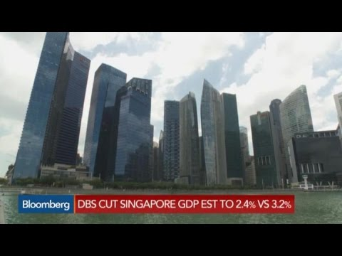 Singapore's Economy Contracts More Than Forecast