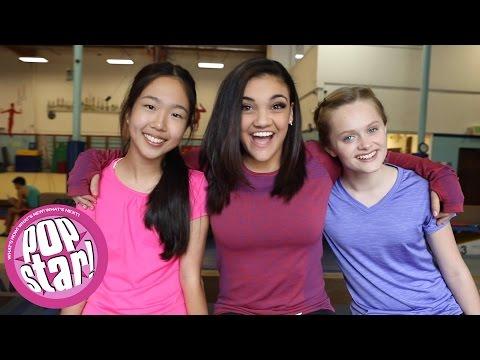 An American Girl Story: Laurie Hernandez, Nina Lu & Hannah Nordberg - POPSTAR