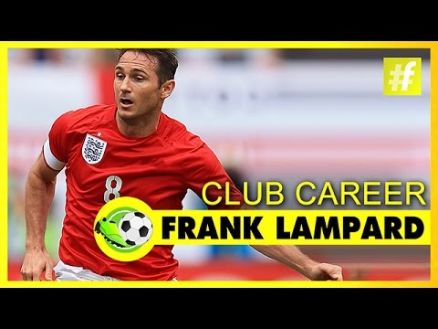 Frank Lampard - Club Career - Football Heroes