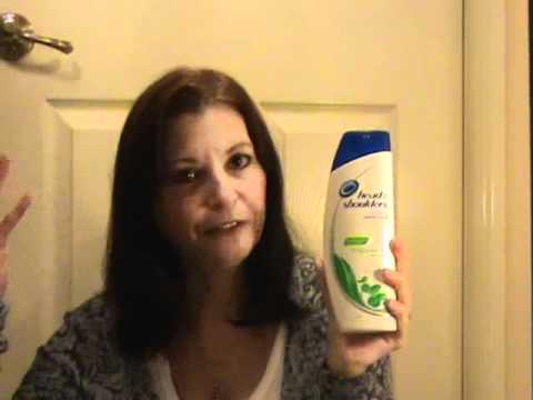 Head and Shoulders shampoo video review