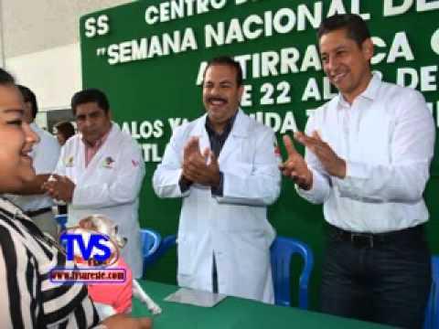 Tvs Noticias.- INICIAN VACUNACIÓN ANTIRRABICA CANINA Y FELINA EN MINATITLAN