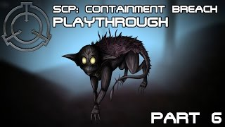 Getting through SCP-860-1 | SCP: Containment Breach - Playthrough [Part 6]
