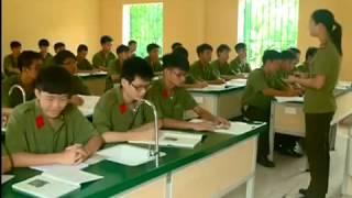 Trường Văn Hóa I (T35) - Bộ Công An trước thềm năm học mới