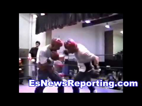 boxing icon julio cesar chavez on mayweather vs pacquiao - EsNews boxing