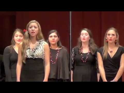 Lights by Ellie Goulding - cover by Middlesex School's Small Chorus
