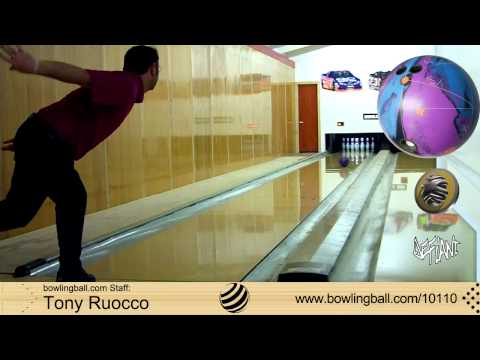 Roto Grip Defiant Bowling Ball Reaction Video by bowlingball.com