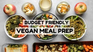 Vegan Meal Prep: $3 Meals from Trader Joe's