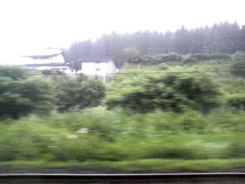 JR東北本線特急つがる2号 青森→八戸山側車窓走行音