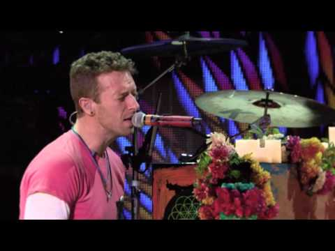 Coldplay – Everglow YouTube Music Videos