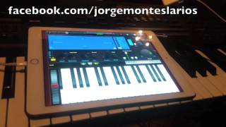 SAMPLES PARA IPAD COMO PROGRAMAR SOUNDFONT PRO 2