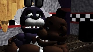 【MMD x FNAF】 You are not alone Bonnie!