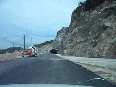 Avance Mazatlan Durango Autopista Durango Mazatlan