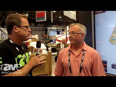 InfoComm 2016: Gary Kayye Talks With Sean Matthews About New Visix Products at InfoComm