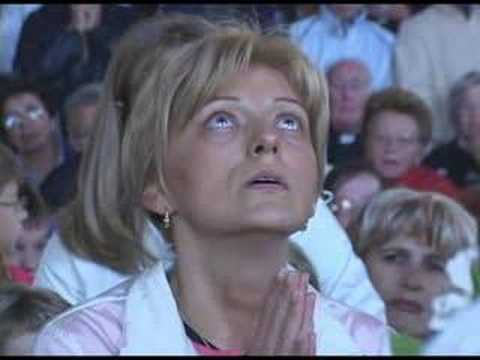 Medjugorje Apparitions - Visionary Mirjana Soldo &amp; Our Lady