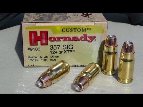 Hornady xtp penetration tests 10mm