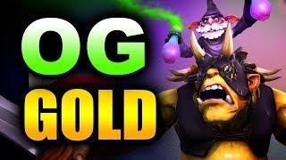OG vs Old but Gold - AMAZING GAME! - SL KYIV MINOR DOTA 2