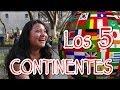 Los 5 Continentes Del Mundo| La Gente Opina | Cobenant Productions