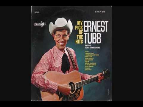 Imagem da capa da música Big city de Ernest Tubb