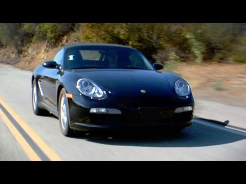 Porsche Boxster Review - Everyday Driver Video