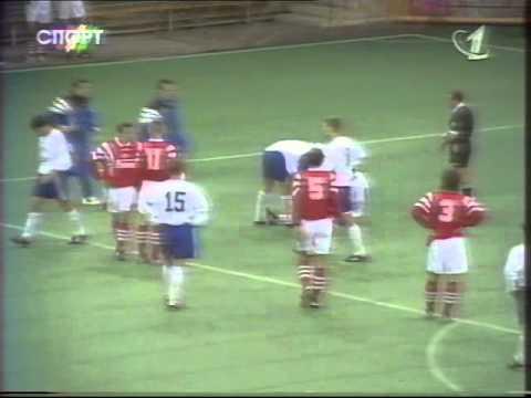 Спартак(Москва) - Динамо(Киев) 2:3. Финал КС-1997 (обзор).