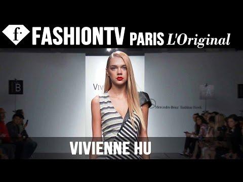 Vivienne Hu Spring summer 2015   New York Fashion Week Nyfw   Fashiontv video