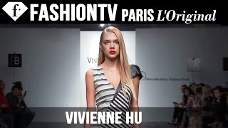 Vivienne Hu Spring/Summer 2015 Arrivals | New York Fashion Week NYFW | FashionTV