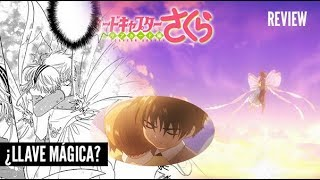 DIFERENCIAS ANIME VS MANGA: Sakura Clear Card 21