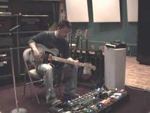 Brent Mason - Hot Wired pedal demo Pt I