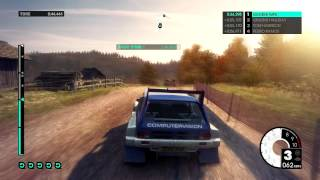 MAXED OUT GRAPHICS - DiRT 3 Gameplay (AMD FX-8320 / XFX Radeon HD 6770 1GB)