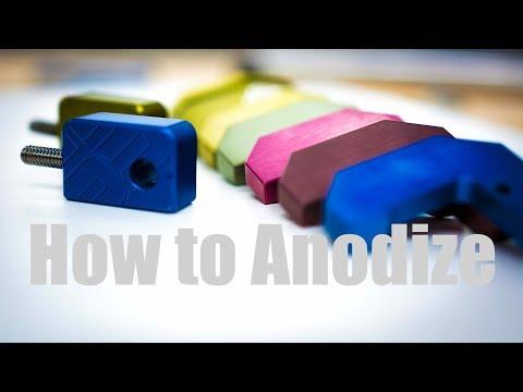 Download  ShopBuilt - How to Anodize Aluminum! Gratis, download lagu terbaru