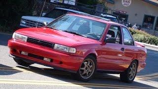 Modified 1992 Nissan Sentra SE-R - One Take