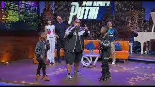 Freestyle Saykoji X Geralldo-Carlos | HITAM PUTIH (07/11/18) Part 5  from TRANS7 OFFICIAL