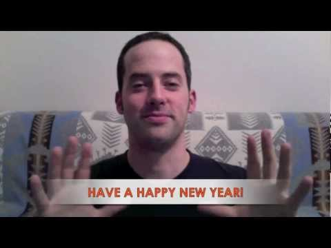 Video 100!!! Happy New Year, Everyone! – And a BIG THANK YOU from EnglishAnyone.com!